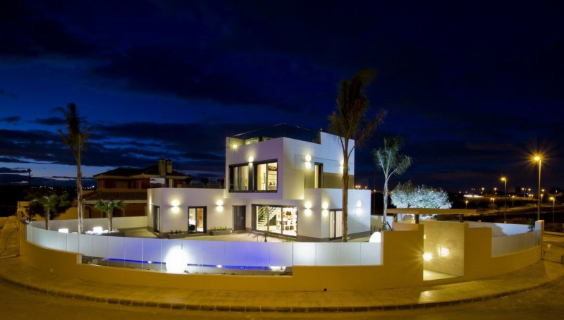 Zeer luxe villa