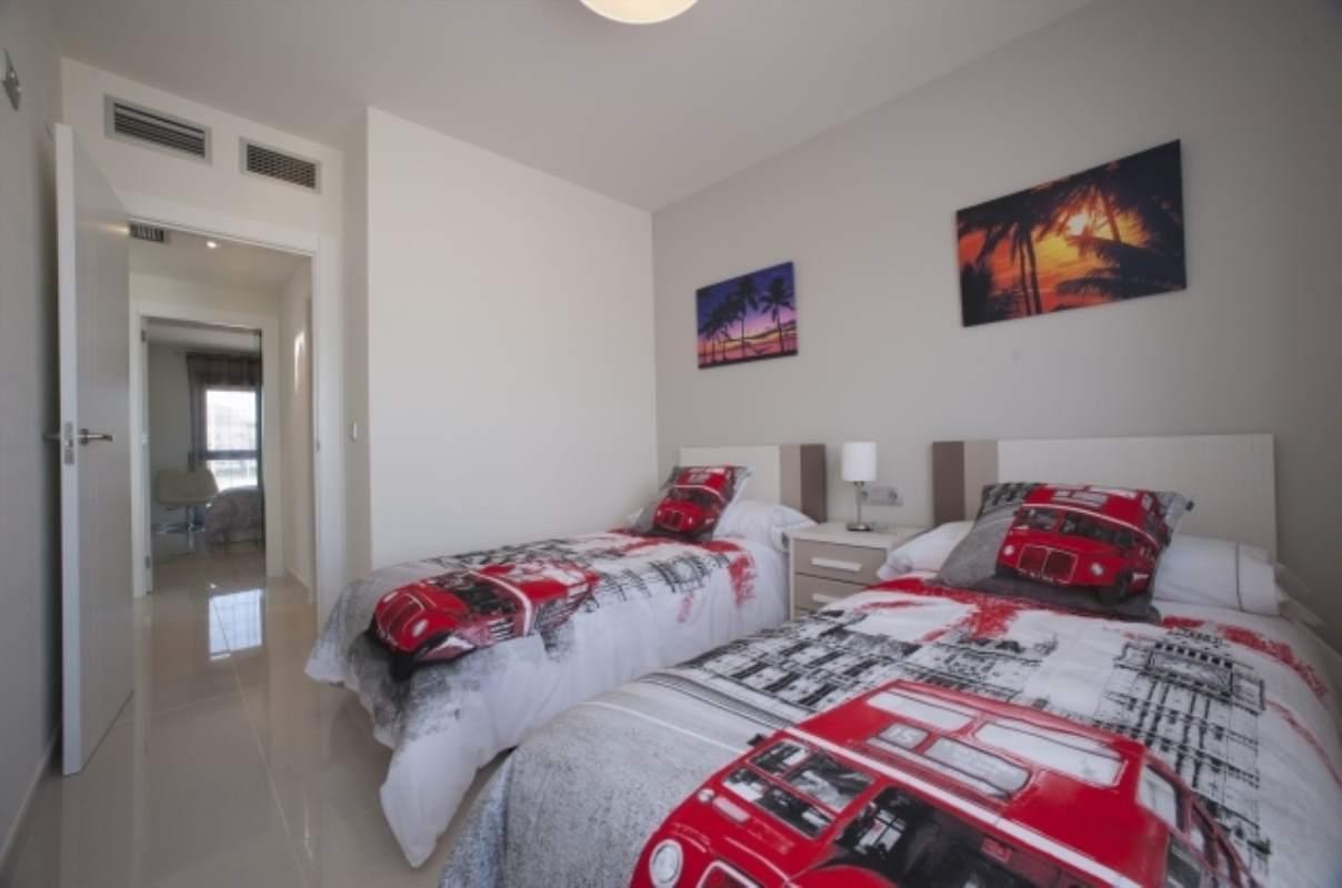 14penthouse  slaapkamer 3